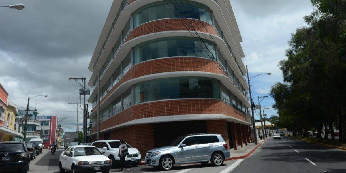 Contraloría traslada al MP resultados de informe de habitabilidad de edificio adquirido en gestión de Aldana