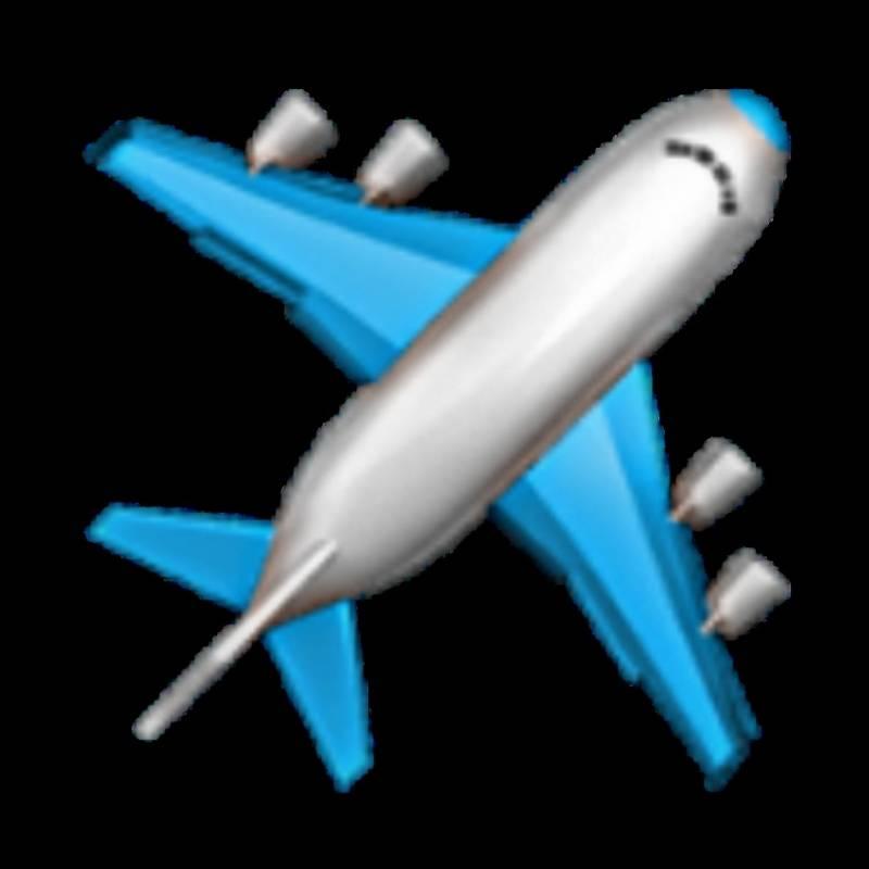 Sagitario: A los nacidos bajo este signo se los representa con el emoji del avión debido a su buen humor y capacidad de divertirse.
