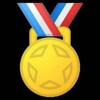 Capricornio: El emoji de la medalla representa su naturaleza ambiciosa y competitiva. Son algo testarudos y obsesivos, pero muy eficaces.