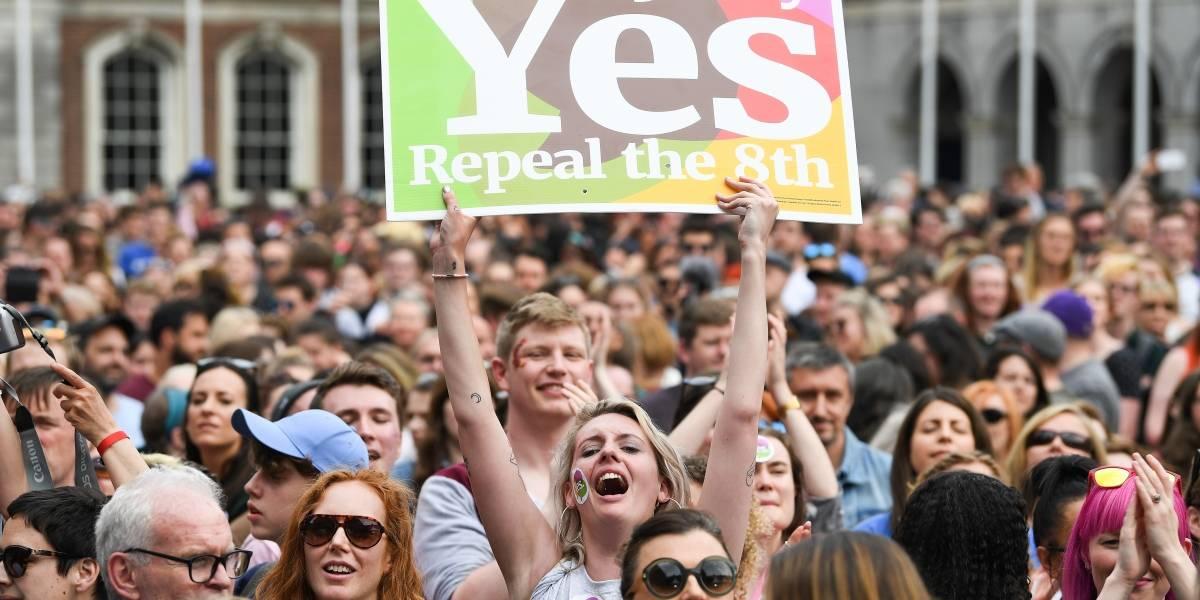 Hace meses estaba prohibido: ahora Irlanda legaliza los abortos y serán además  gratuitos
