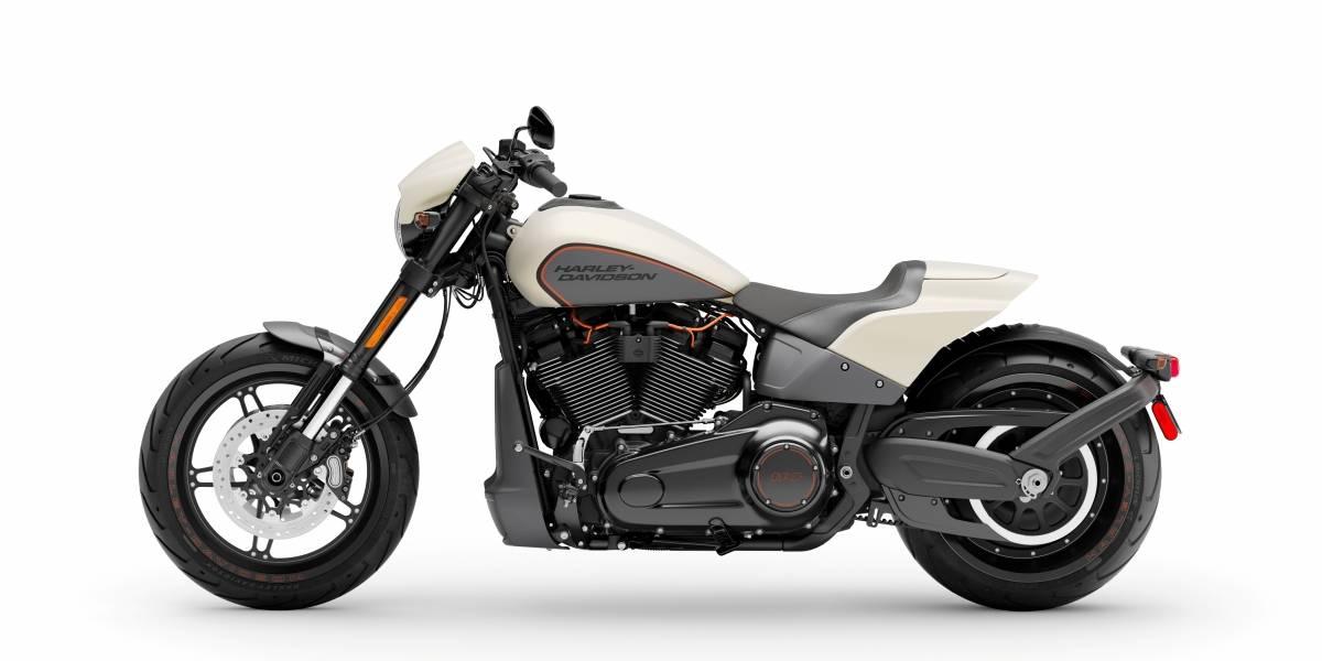La Softail FXDR 114, lo nuevo de Harley-Davidson, ya tiene fecha de arribo