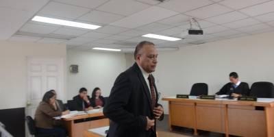 Juicio de Mauricio López Bonilla