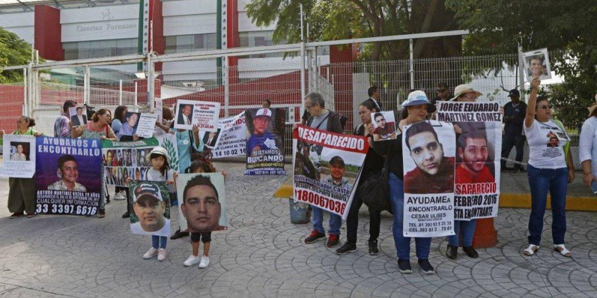 Expertos forenses ayudarán a identificar cuerpos en Jalisco