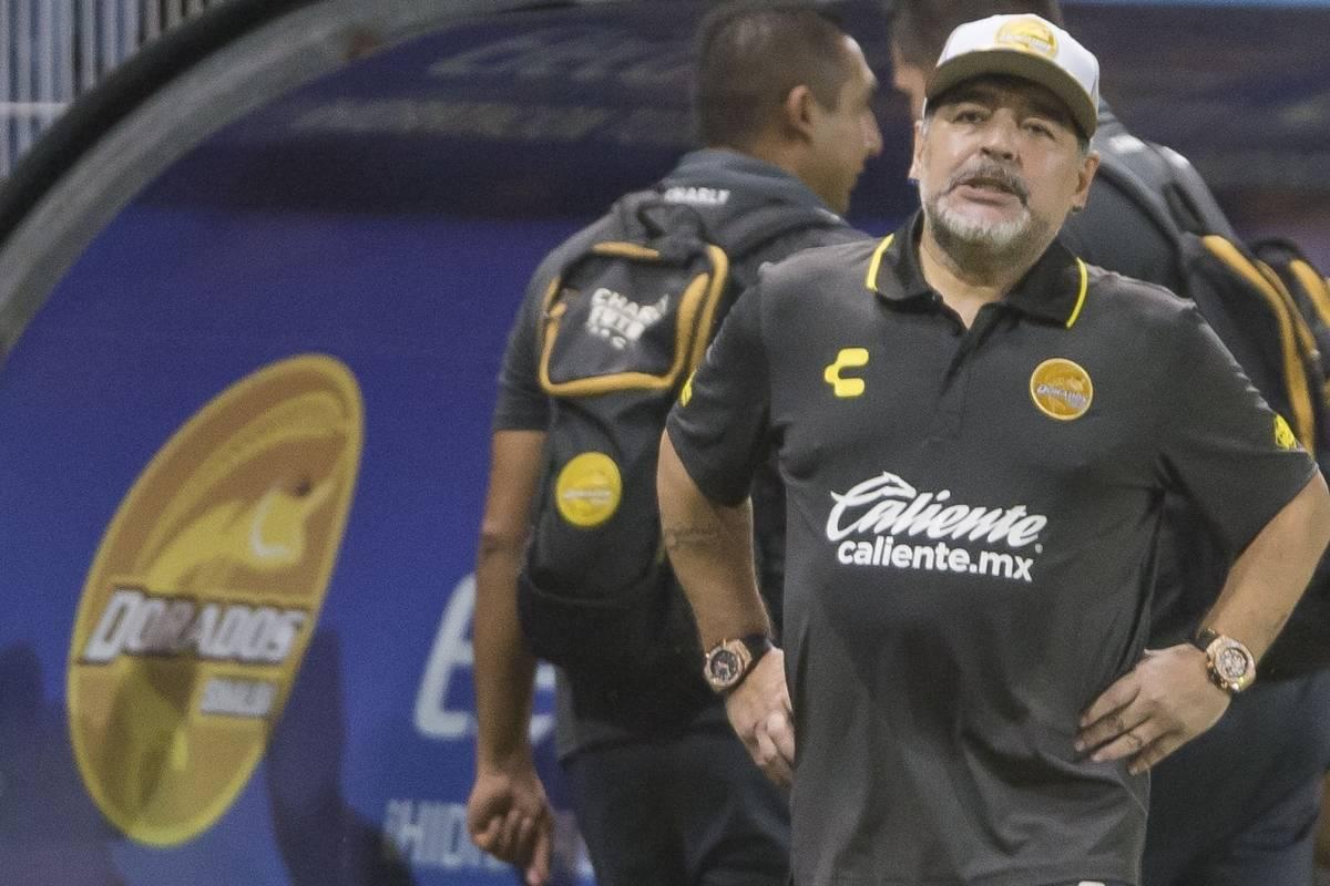 Querétaro aumenta precio boletos visita Maradona Dorados Sinaloa ... 39c5539a803