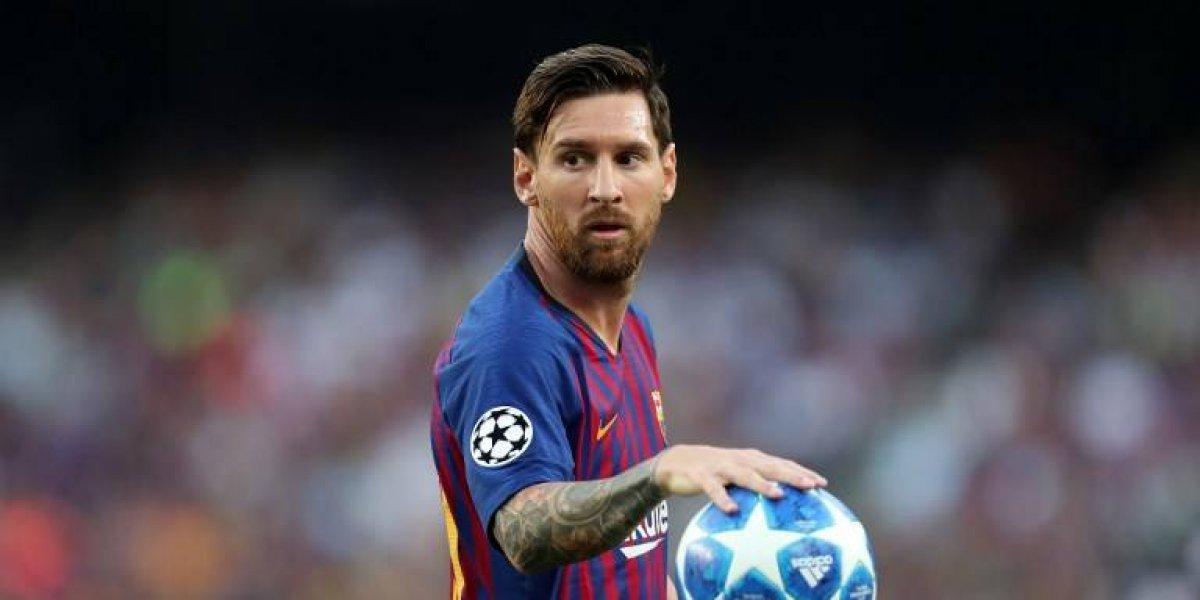 Messi sorprende con su cambio de look después de dos años