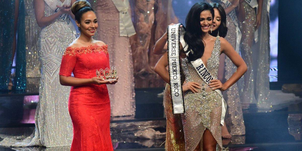Miss Rincón es la nueva Miss Universe Puerto Rico 2018