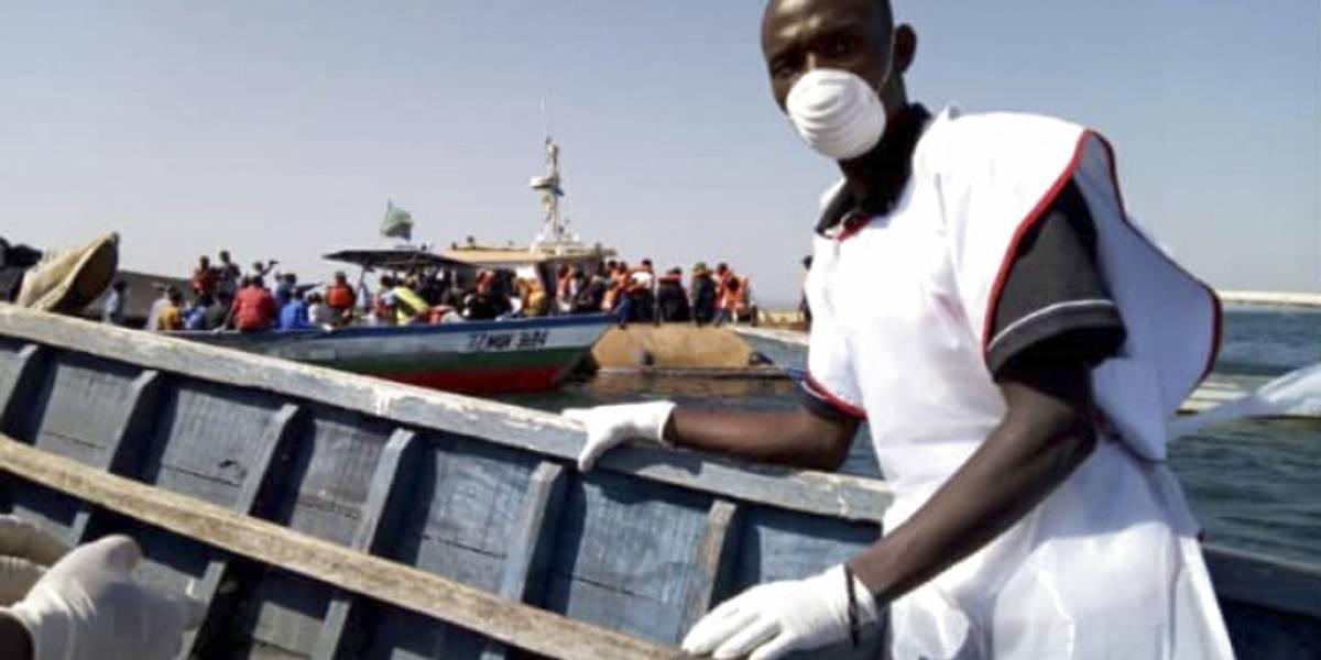 Al menos 127 muertos por naufragio de ferry en Tanzania