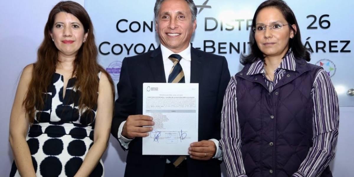 Congreso local nombrará alcalde sustituto en Coyoacán