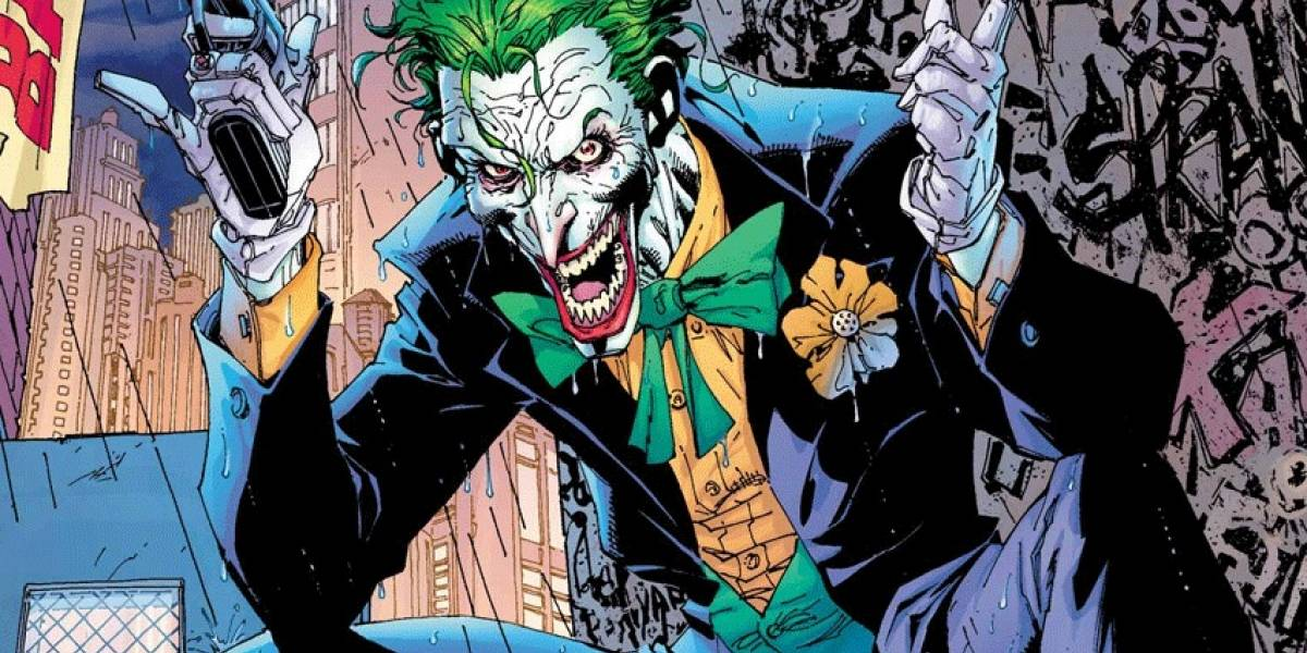Joaquin Phoenix se ve simplemente espectacular como el Joker