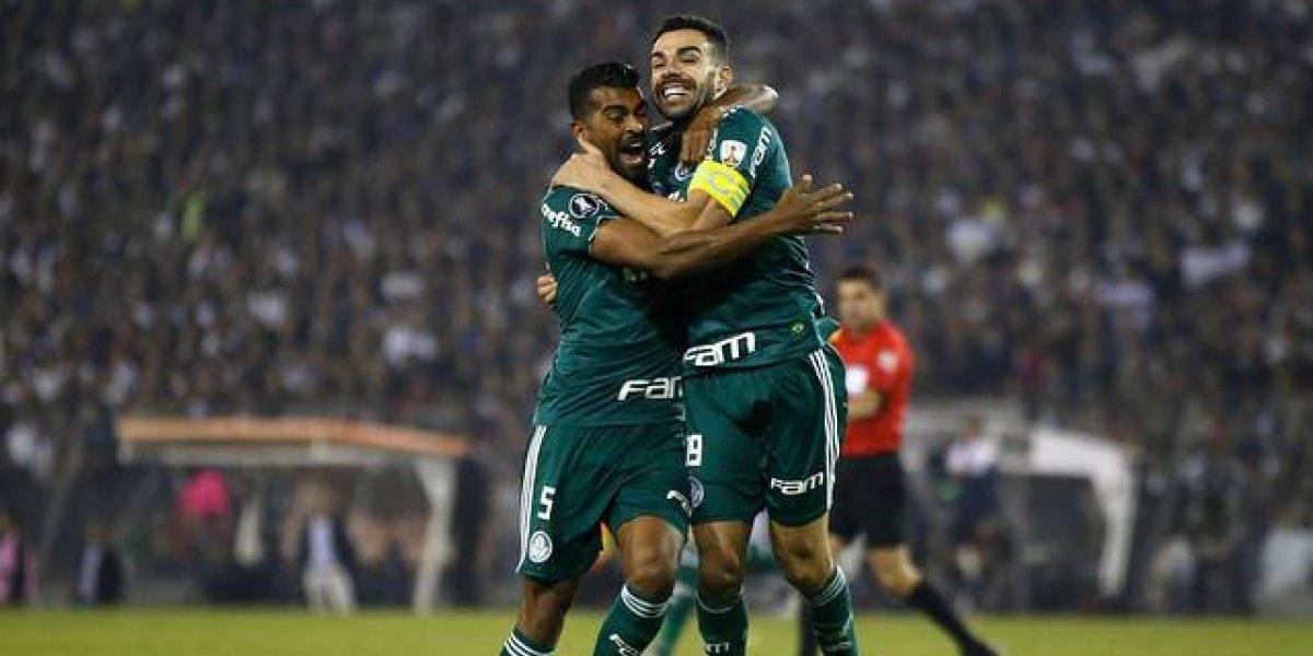 Palmeiras pisa fuerte en todo el continente y bate récord con su victoria en Chile sobre Colo Colo