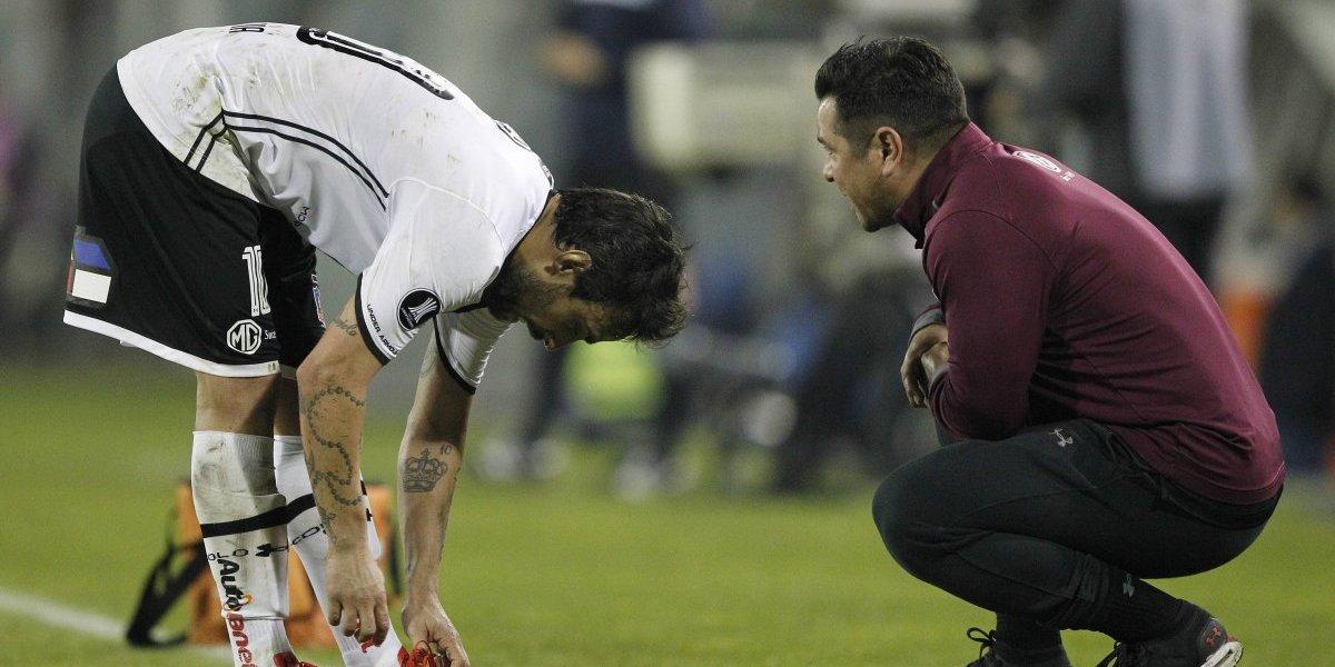El gol de camarín que arruinó el espionaje de Tapia y cambió todo el plan de Colo Colo ante Palmeiras