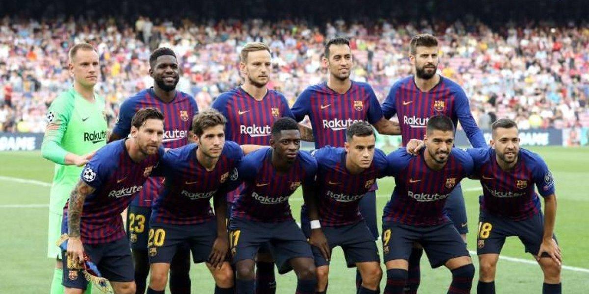 Federación le niega al Barcelona un partido en Estados Unidos