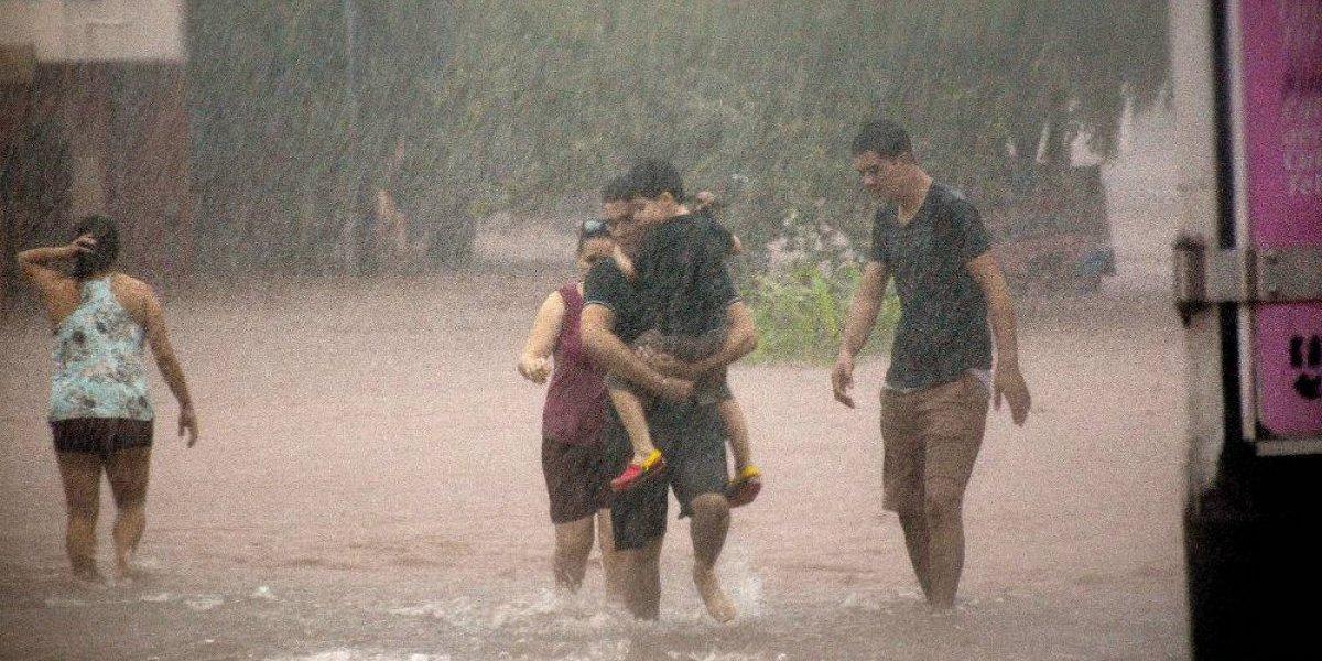 Emiten declaratoria de emergencia para Sinaloa; las lluvias continuarán