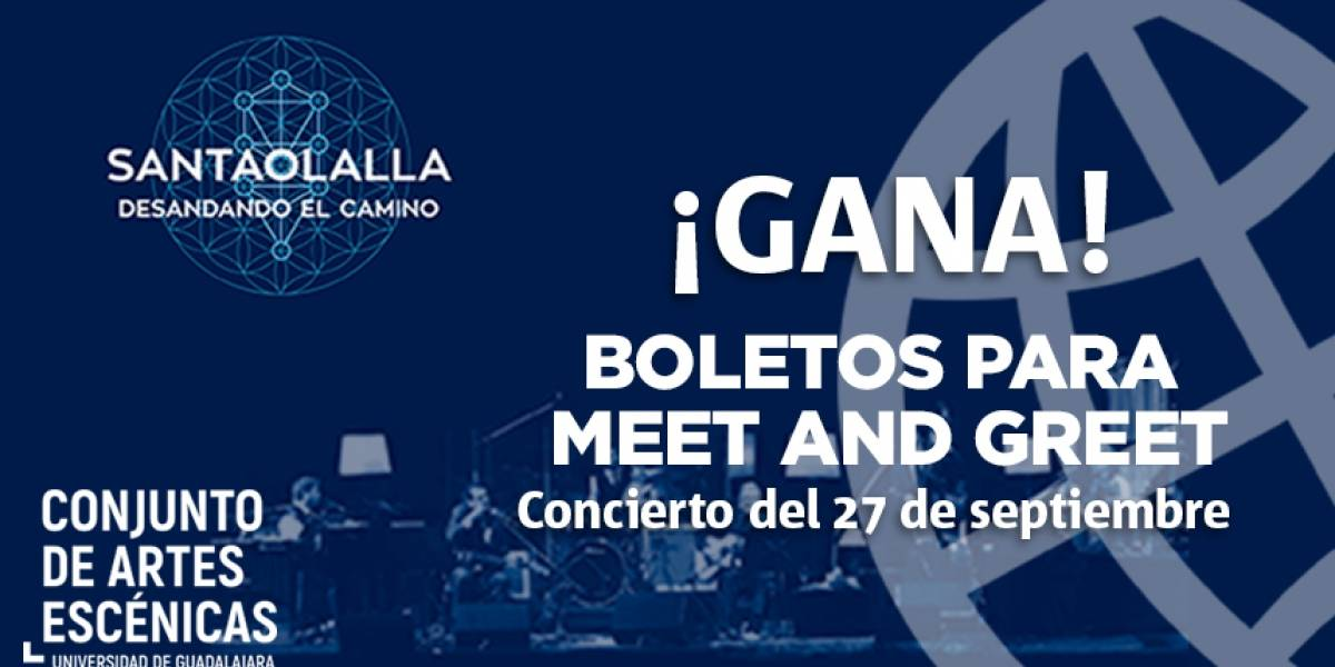 ¡Gana! Meet & Great con Gustavo Santaoalalla