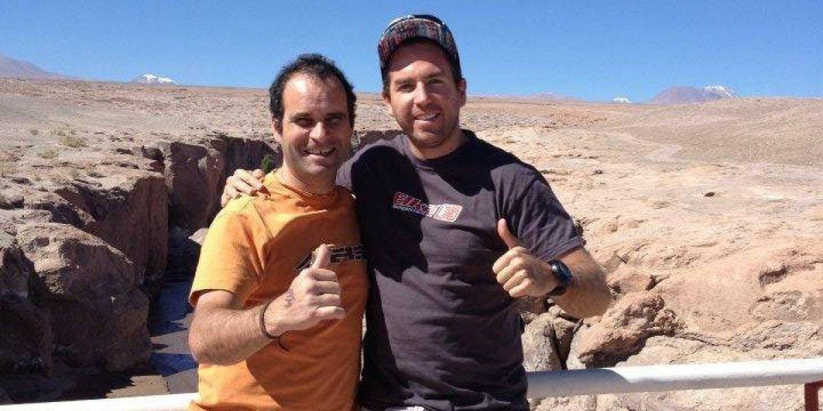 """El campeón sudamericano de autos que aspira al Top 10 en el Dakar: """"Gracias a De Gavardo, pudimos sortear todo"""""""