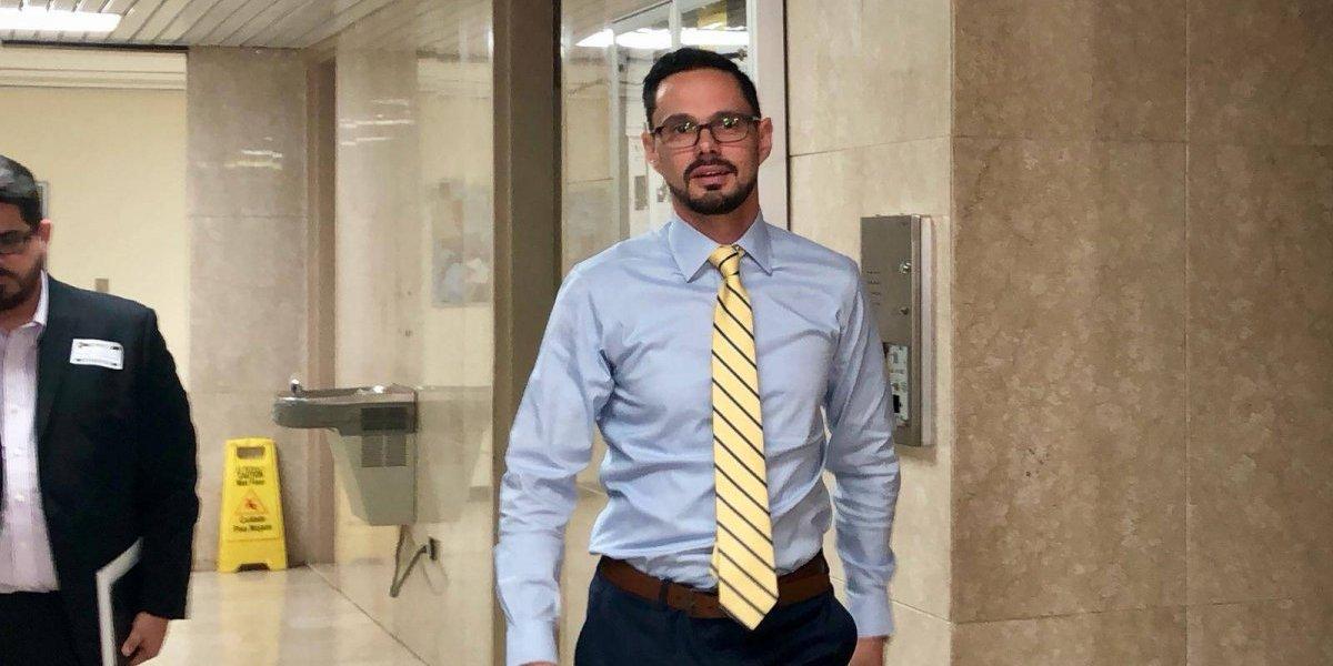 En libertad el abogado Leo Aldridge