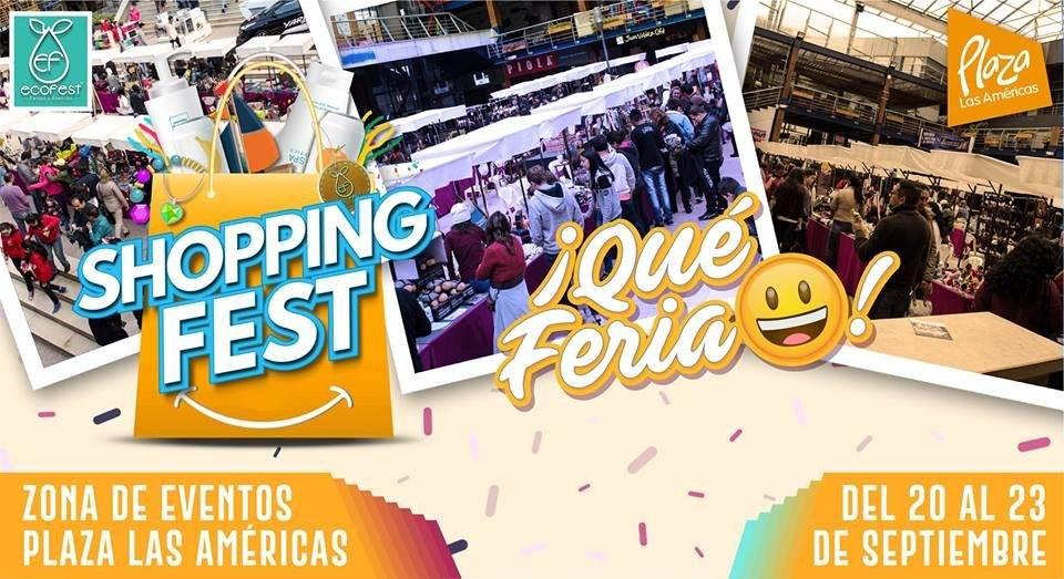 'Shopping Fest de EcoFest'.