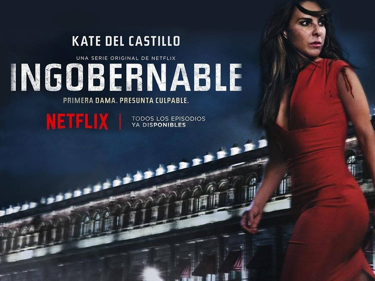 Netflix: Kate del Castillo Ingobernable'