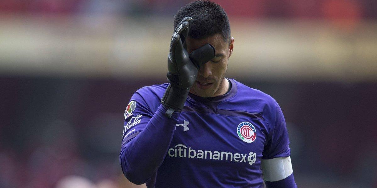 Toluca vs Necaxa: En vivo y en directo, jornada 10, Apertura 2018