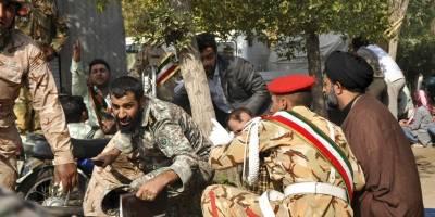 Atentado terrorista en Irán