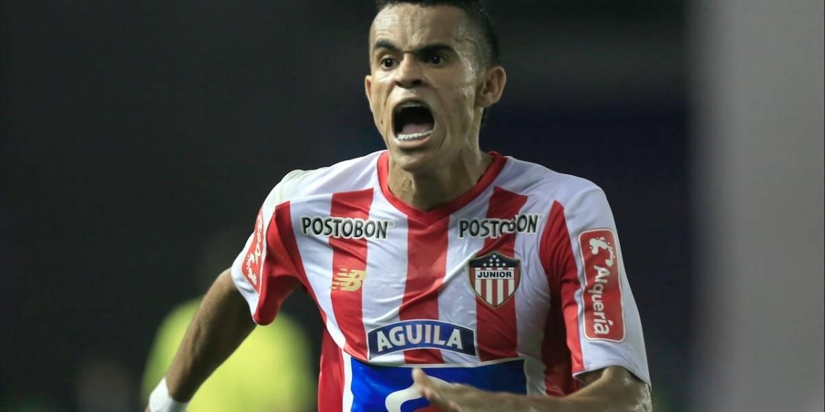 Junior quiere pegar primero ante Colón por octavos de Sudamericana