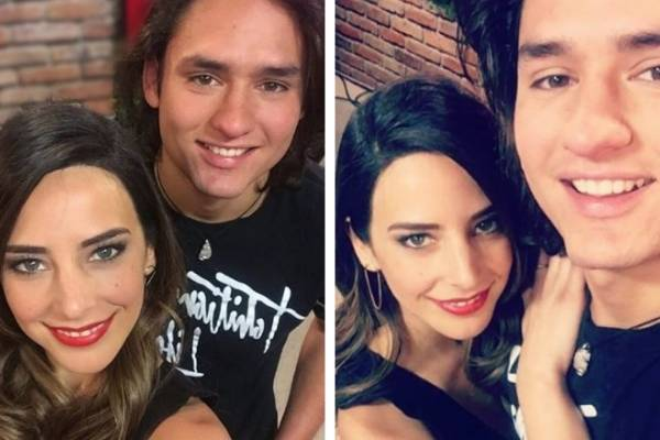 Toarii y Daniela Castillo