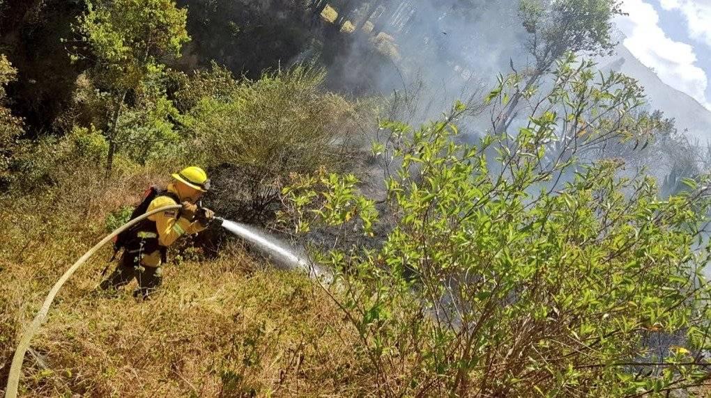 Quito: Se registraron dos conatos de incendios Twitter