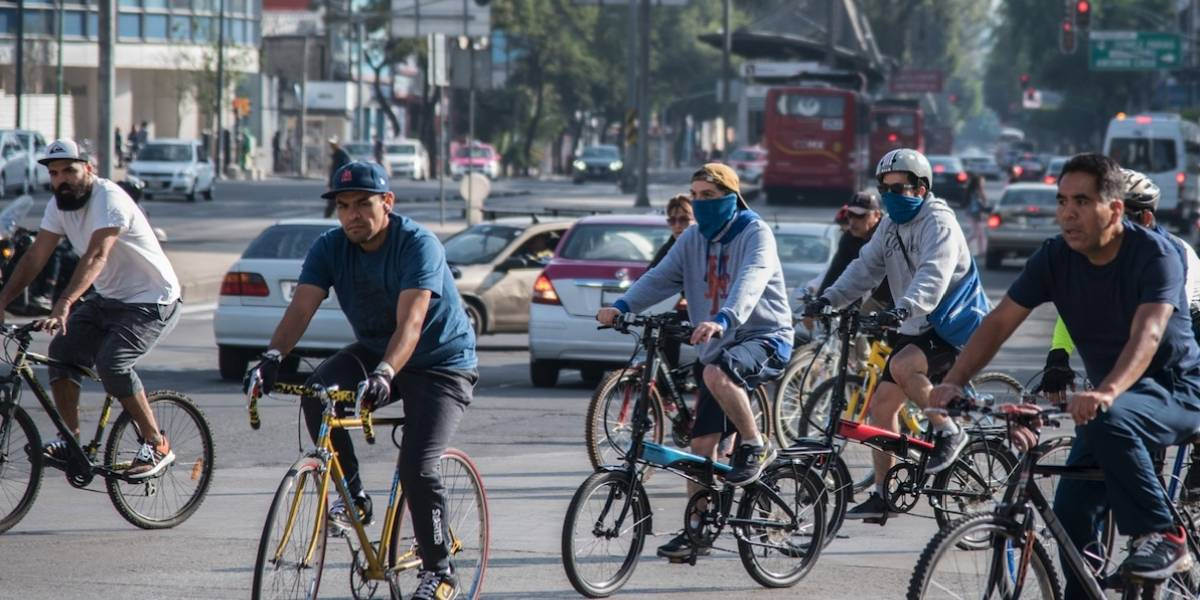 Crece uso de la bicicleta pero llaman a regular apps