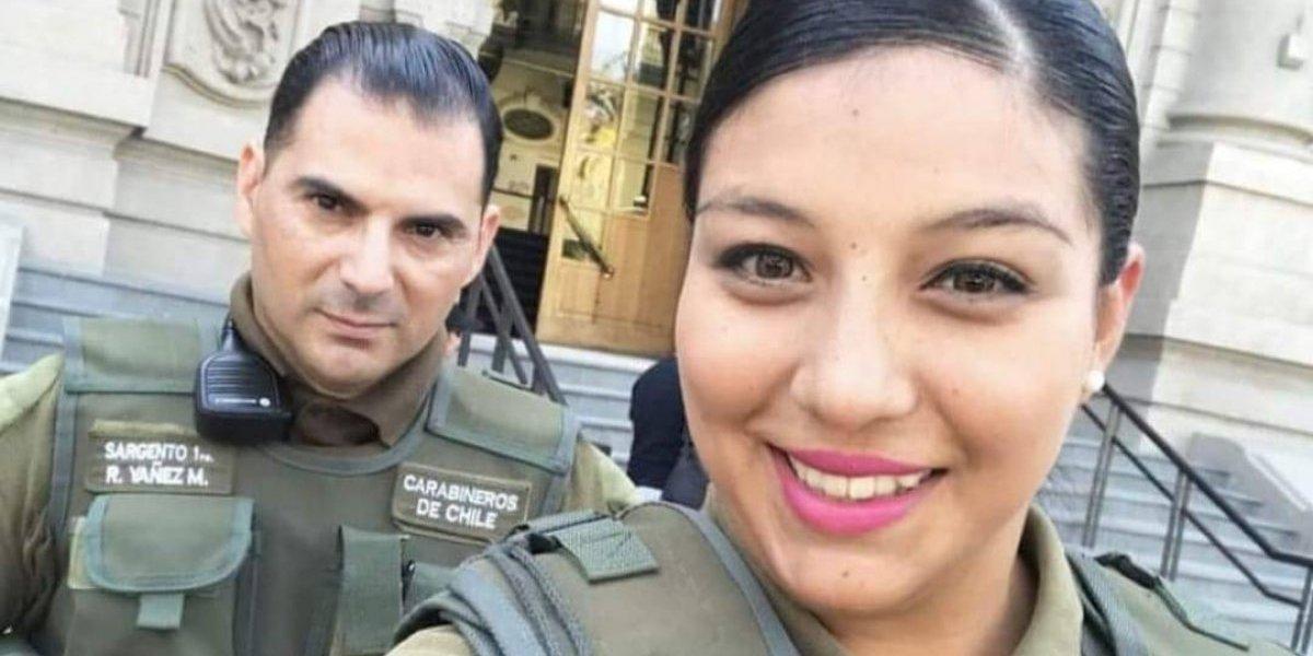 Carabinero fallecido en persecución: se había convertido en héroe tras rescatar a una mujer de una peligrosa explosión