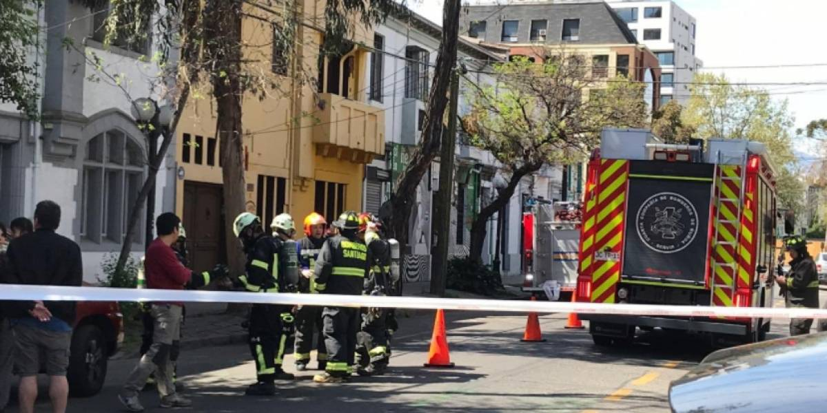 Emergencia química en Providencia: un hombre murió por posible intoxicación con cianuro