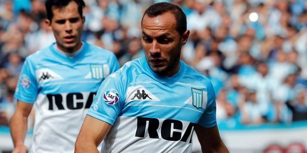 """Marcelo Díaz se confesó en Argentina: """"Antes no me cuidaba, si jugaba un sábado, esa noche me iba de fiesta"""""""