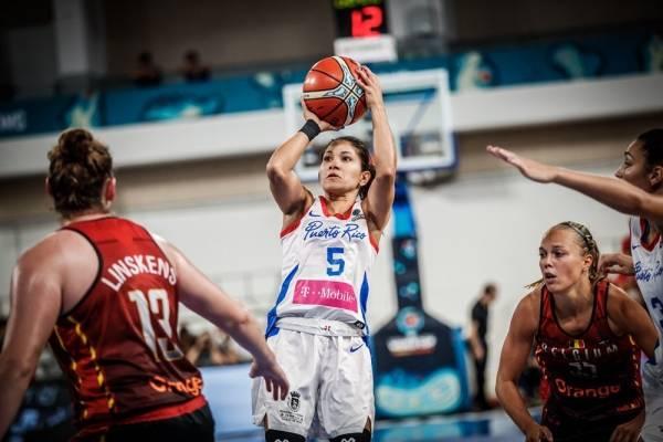 Puerto Rico en Mundial Femenino de Baloncesto
