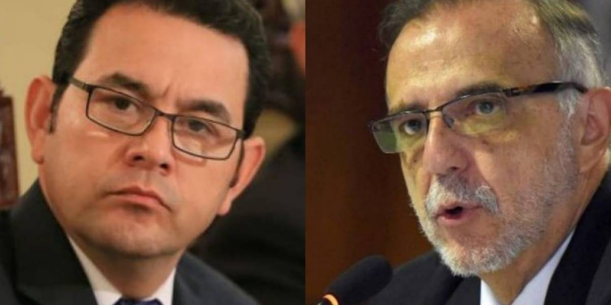 Gobierno confirma recepción de la resolución de la CC sobre ingreso al país de Iván Velásquez