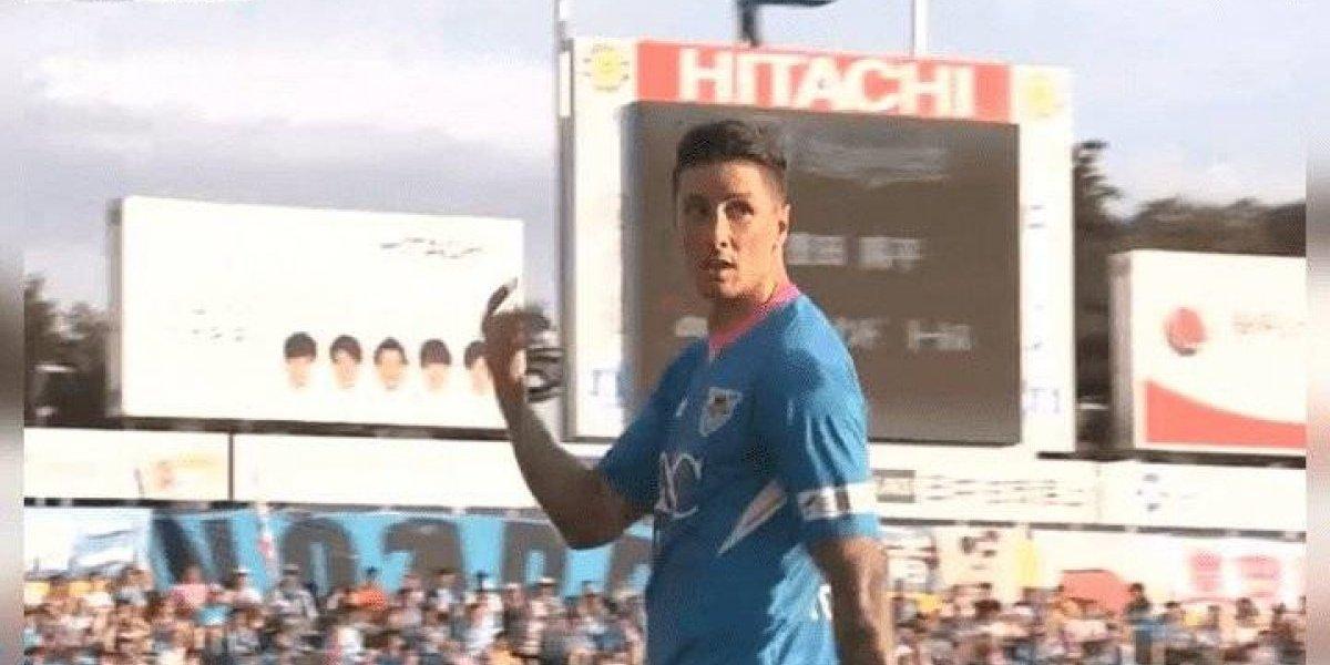 VIDEO: Así fue el enojo de Fernando 'el niño' Torres tras ser sustituido