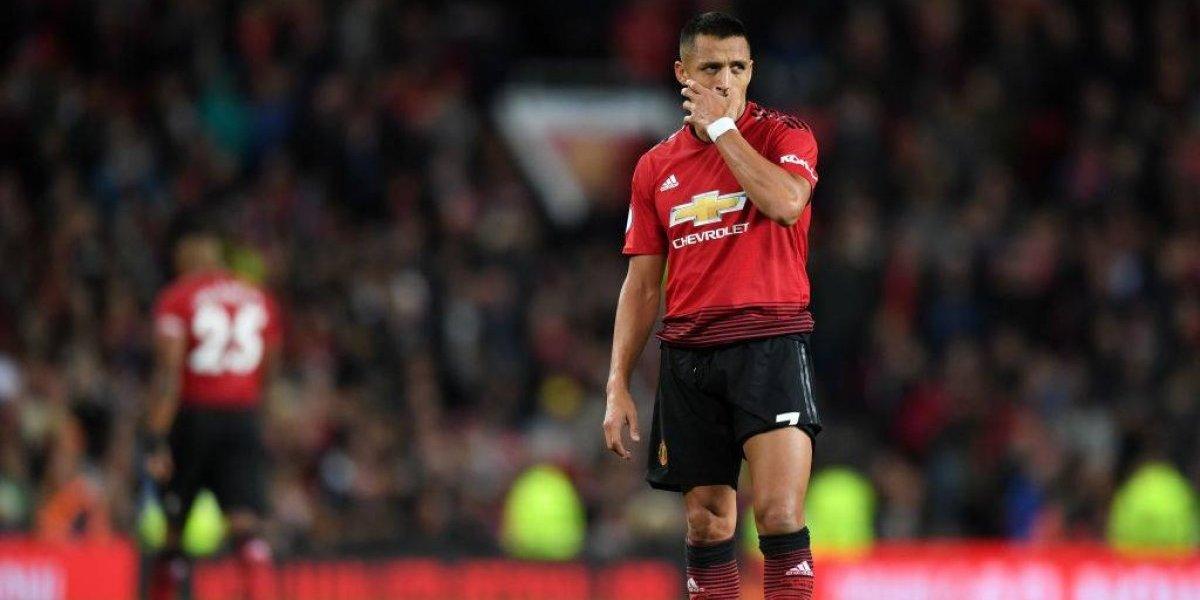 ¿Qué te pasa Alexis? Sánchez está en su peor momento en Inglaterra y sus números son negros