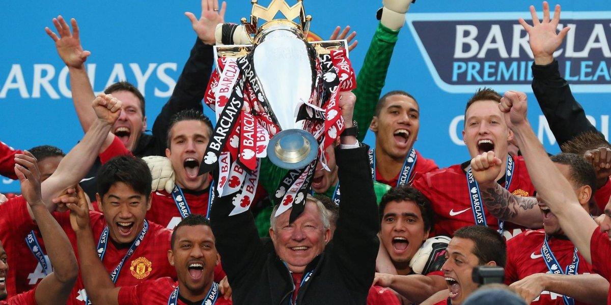 VIDEO: Sir Alex Ferguson reaparece tras hemorragia cerebral