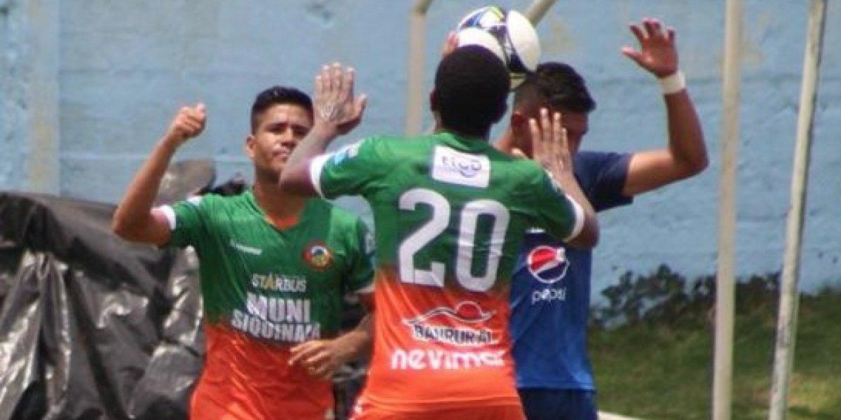 Juveniles disputan fecha en Guatemala por huelga de jugadores; Comunicaciones lidera