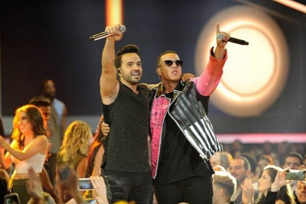 Daddy Yankee recibió diez récords Guinness por 'Despacito'