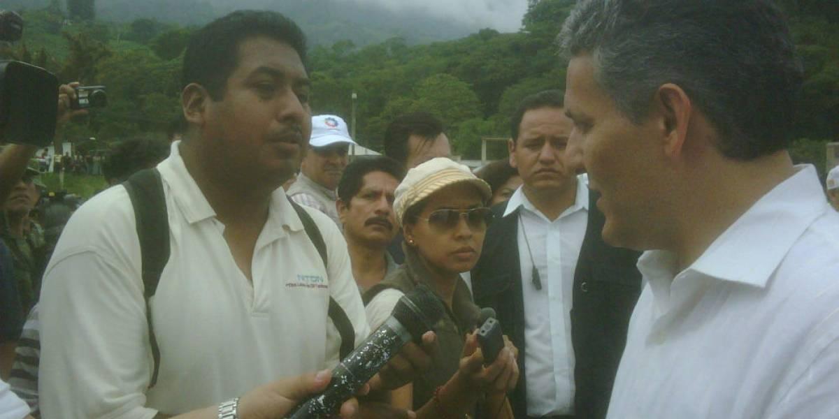 Detienen a involucrado en homicidio del reportero Mario Gómez