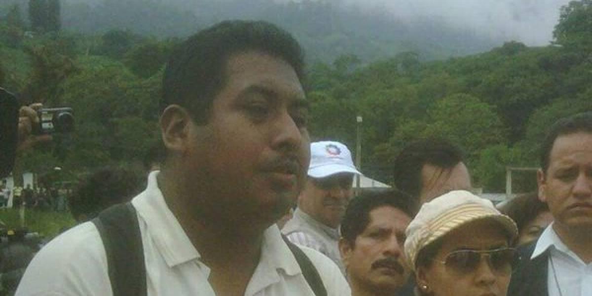 CNDH pide protección para familia y colaboradores de Mario Gómez
