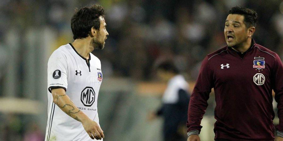 Colo Colo pierde a tres de sus figuras y cambiará el esquema para enfrentar a Deportes Antofagasta
