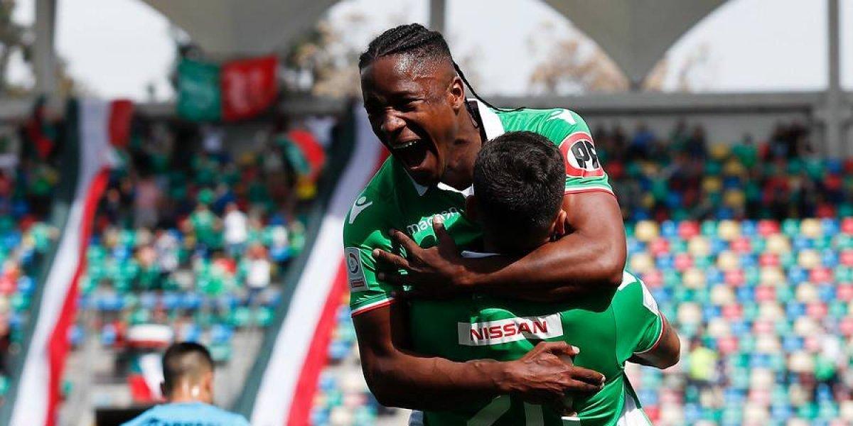 Audax Italiano logró una valiosa victoria ante Deportes Iquique que se complica con la zona del descenso