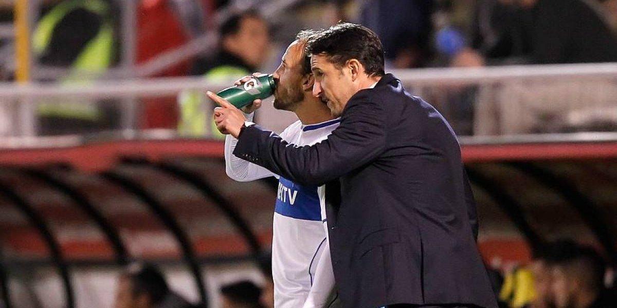 Beñat San José valoró la mentalidad de sus jugadores y ya palpita el partido ante Colo Colo