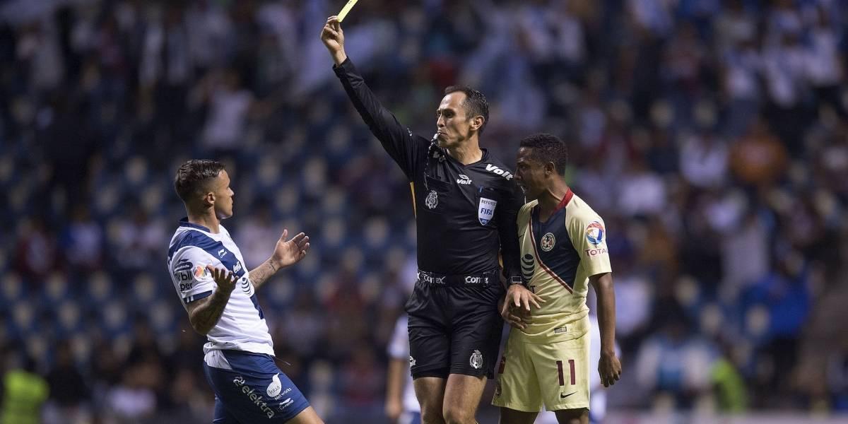 VIDEO: América ganó a Puebla gracias a los errores arbitrales