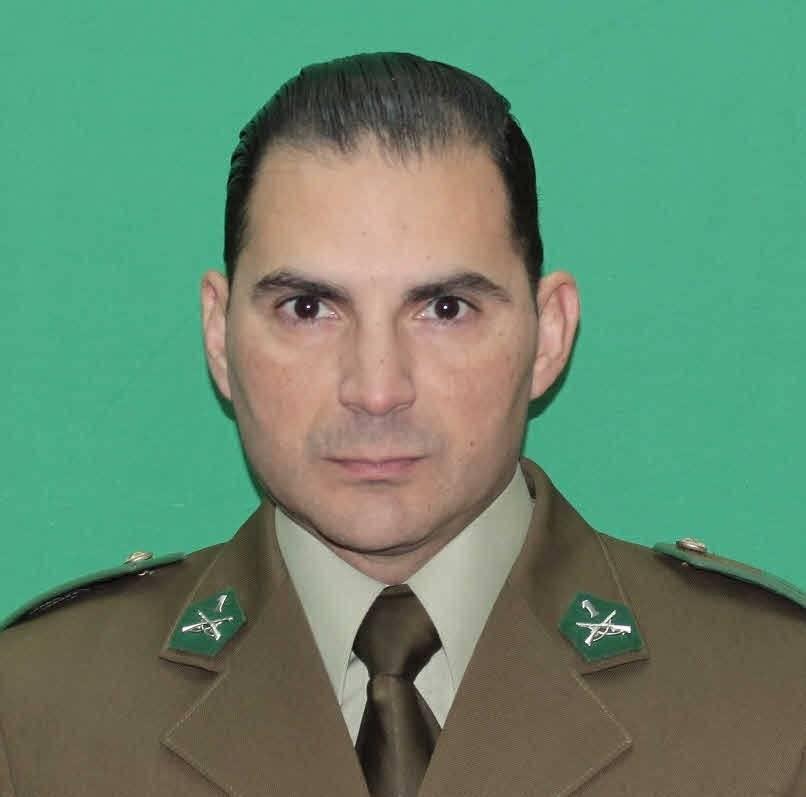 El sargento primero Raúl Alfredo Yañez Muñoz se convirtió en el mártir 1.210 de la Institución