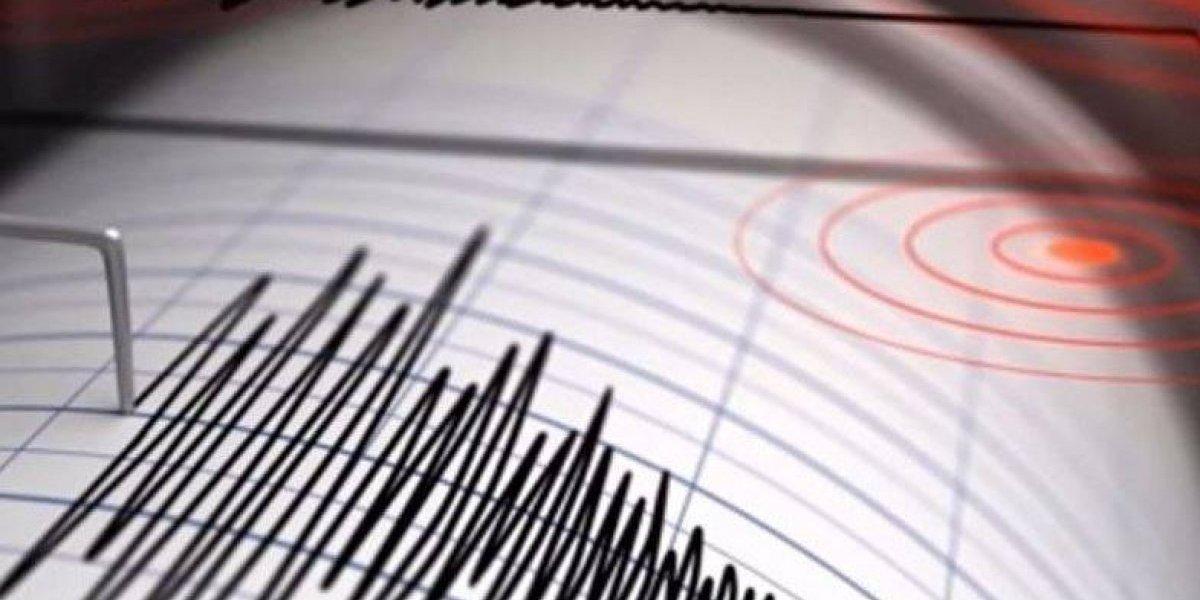 Se registró un sismo en Puerto López, Manabí