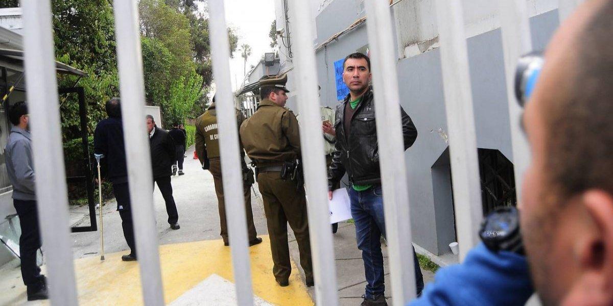 """Carabinero falleció en Santiago Centro tras perseguir a """"motochorros"""": huían contra el tránsito"""