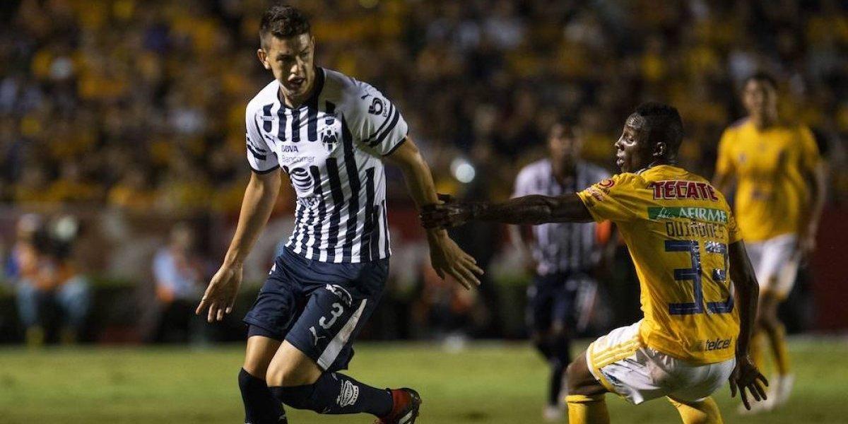 Tigres y Rayados empatan 0-0 en el Clásico Regio