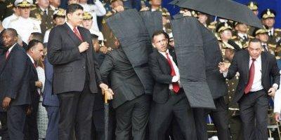México no está detrás del atentado contra Nicolás Maduro: SRE