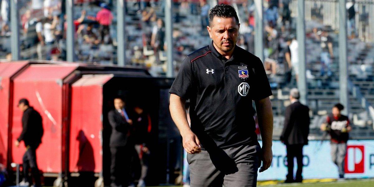 """La explicación de Héctor Tapia por la derrota ante Antofagasta: """"Hubo desgaste por el partido a mitad de semana"""""""
